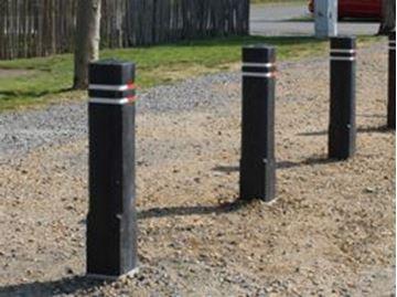 Afbeelding van Anti-parkeerpaal vierkant