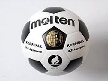 Afbeelding van IS4SL Competitiebal IKF logo